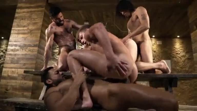 Alejandro Castillo, Viktor Rom, Bogdan Gromov, Mario Domenech & Damien Crosse
