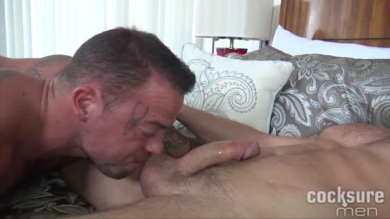 Hans Berlin e Sean Duran