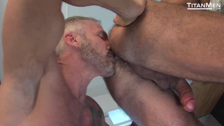 TitanMen - Dallas Steele & Jesse Jackman