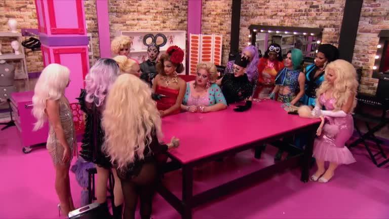 RuPaul Drag Race - Oh My Gaga - S09E01 - Legendado HD