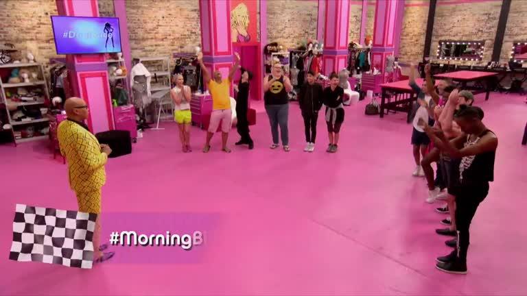 RuPaul Drag Race - Good Morning Bitches - S09E04