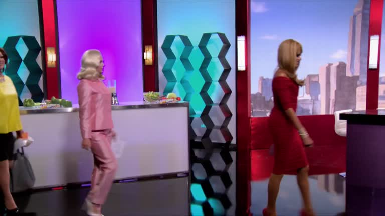 RuPaul Drag Race - Good Morning Bitches - S09E04