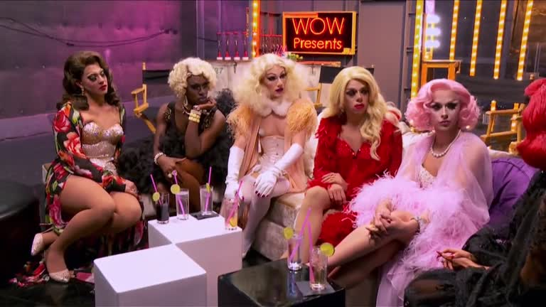 RuPaul Drag Race - UNTUCKED - Good Morning Bitches - S09E04