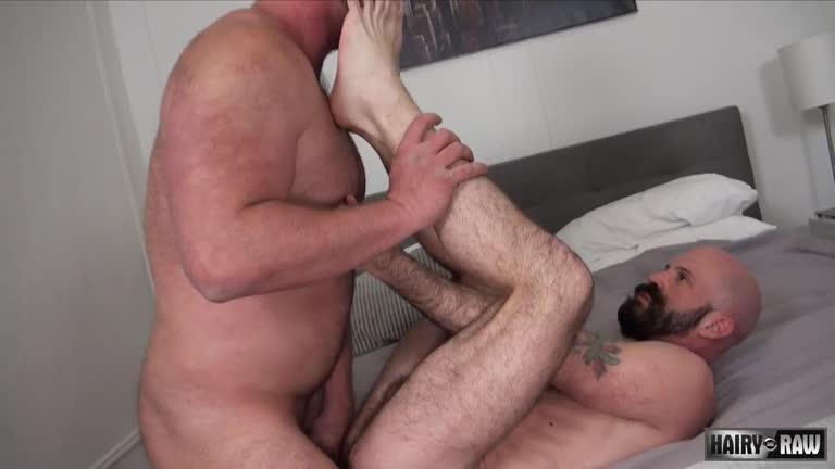 HairyAndRaw - Bryan Knight & Mickey Carpathio
