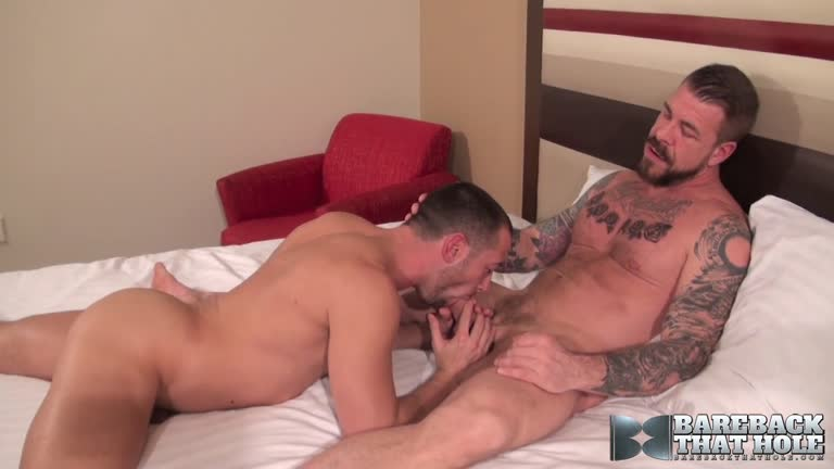 Rocco Steele e Donnie Dean