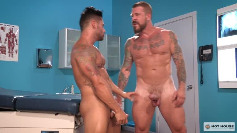 Rocco Steele e Bruno Bernal