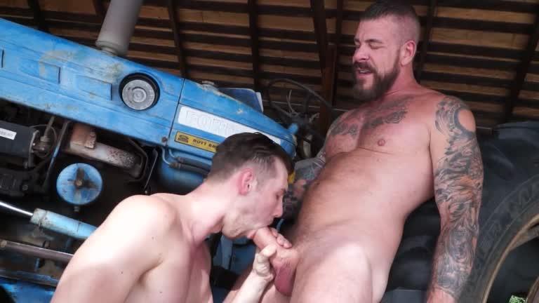Rocco Steele e Jacob Peterson