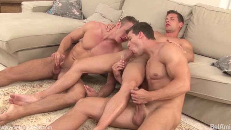 Kris Evans, Julien Hussey & Zac DeHaan PT 2
