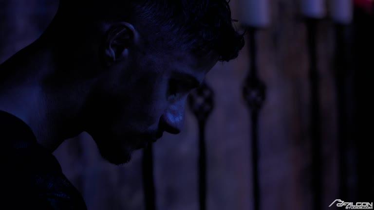 Falcon Studios - Earthbound - Heaven to Hell 2 - Andrew Stark fucks Trelino