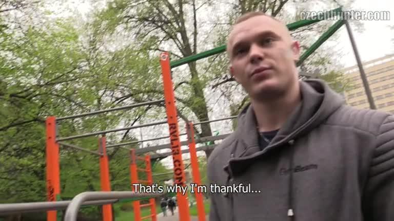 Czech Hunter 301 - SoloBoys.TV