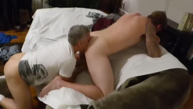 Maverick Men - Paizão com o mlk do rabo gostoso
