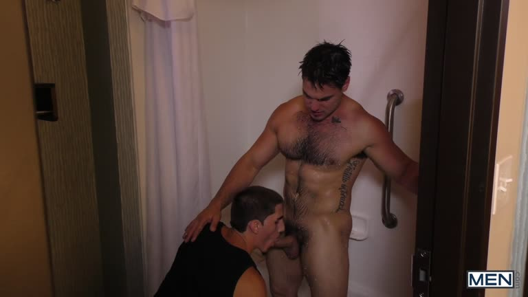 MEN - Handyman Hard On - Aspen, Damien Kyle