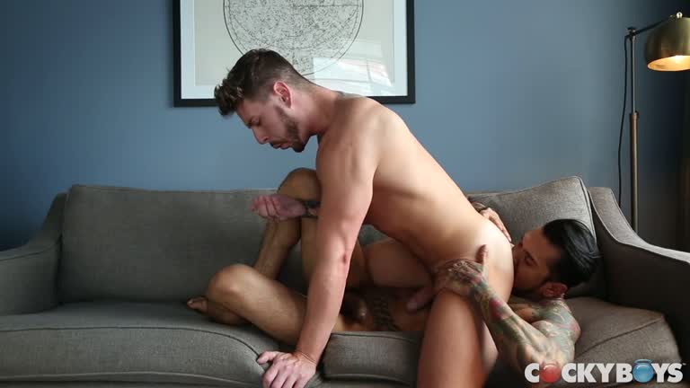 Josh Moore & Boomer Banks