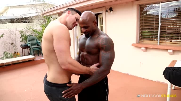 Hard Muscles - Beau Reed, Darion