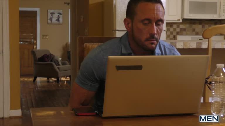 MEN - Coffee Time - Cliff Jensen, Damien Kyle, Myles Landon