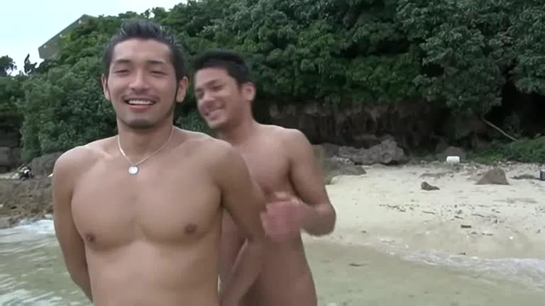 Asiático - Muscle Patrol Love Beach (Parte 3)