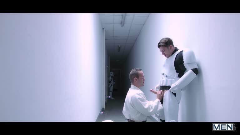 Star Wars 4 - A Gay XXX Parody