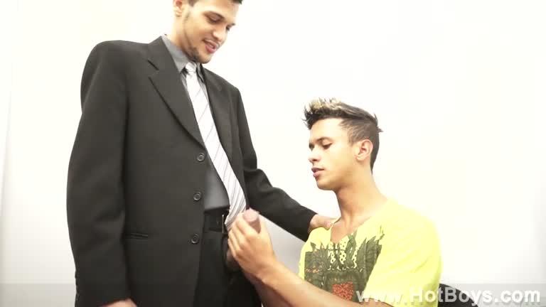 Luan Mastro e Renato