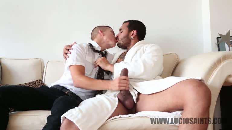 A Holy Visit - Lucio Saints, Yury Lysenko & Robbie Rojo