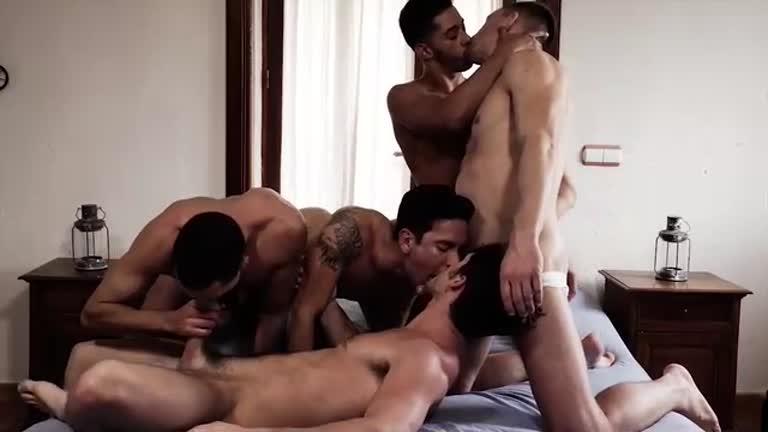 Devin Franco,Andrey Vic,Drae Axtell e Angel Cruz