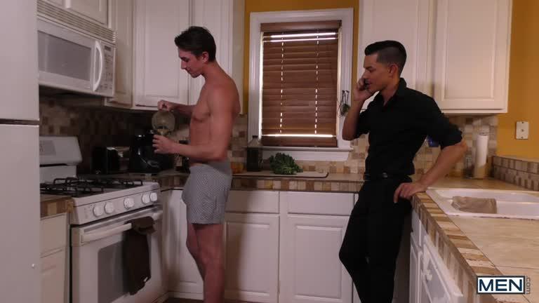 MEN - Cum Smoothie - Ethan Slade, Jack Hunter