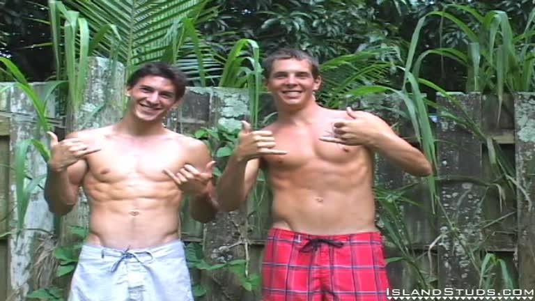 Darren e Brian