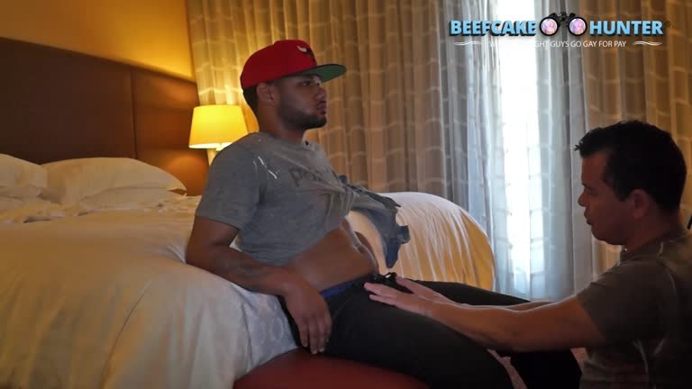 BeefCakeHunter - Prince First Time Fucking An Ass