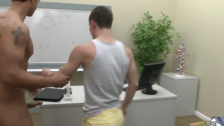 MEN - Chemistry Prank - Tyler Sweet & Rocco Reed