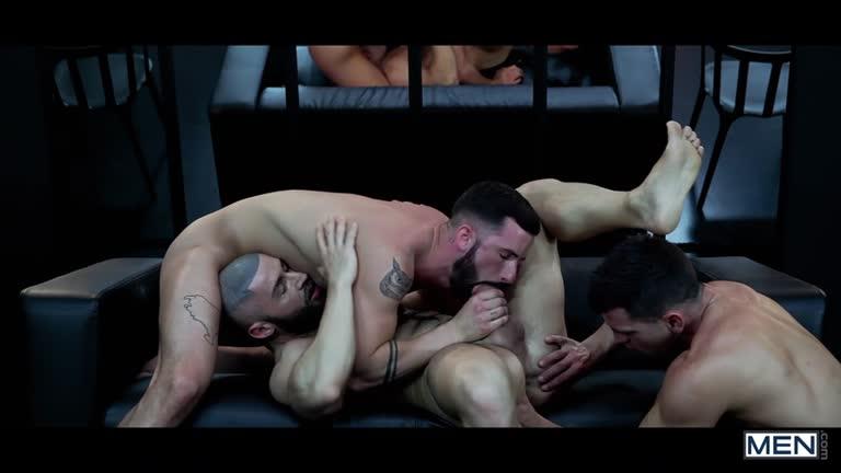 MEN - Dream Fucker Part 3 - Francois Sagat, Paddy O'Brian, Sunny Colucci