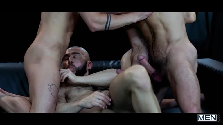 MEN - Dream Fucker Part 3 - Francois Sagat, Paddy O'Brian, Sunny Colucci