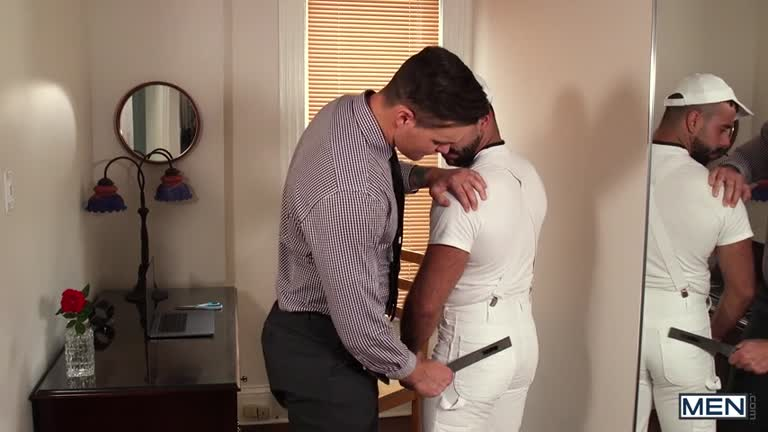 MEN - SuPERVisor Part 1 - Beau Reed, Teddy Torres