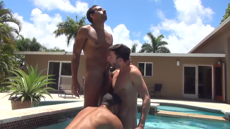 Hot Tub 3 Way -Scott DeMarco, Mike Maverick and Jay Alexander