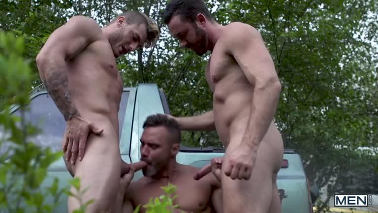 MEN - Exposure Part 2 - Jessy Bernardo, Manuel Skye, William Seed