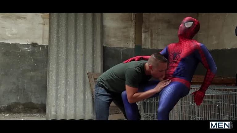 SPIDER-MAN Parte-2