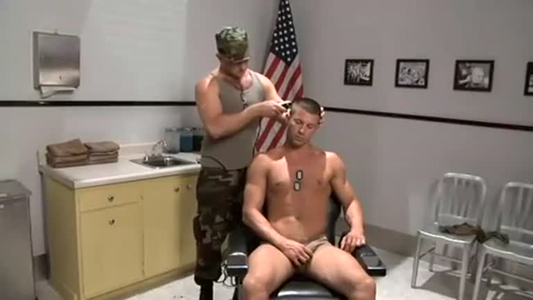 Barbería Militar