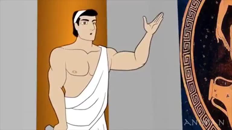 Animação - Hércules e os Deuses