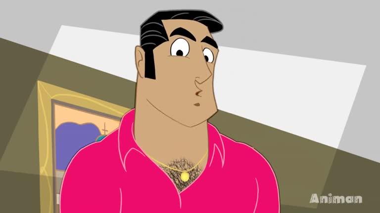 Animação - Professor Gostoso