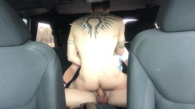 Back Seat Riding