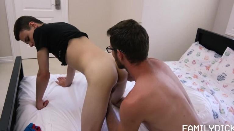 Daddy's Little Boy - Chapter 1 - Big Boy Underwear