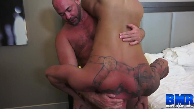 Breed Me Raw - Tyler Reed and Michael Roman