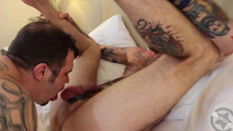 GuyBone – Chip Young and Ryan Powers Flip Raw