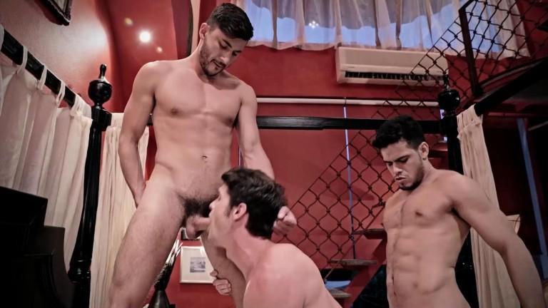 Rico Marlon & Devin Franco, Scott Demarco