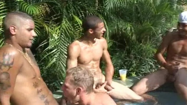 Pool Party Palace (Joe Strong)