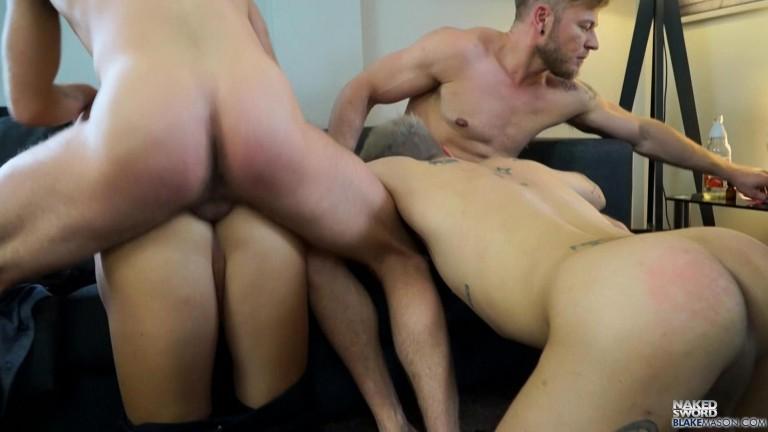 Billy Rock Matthew Anders orgy