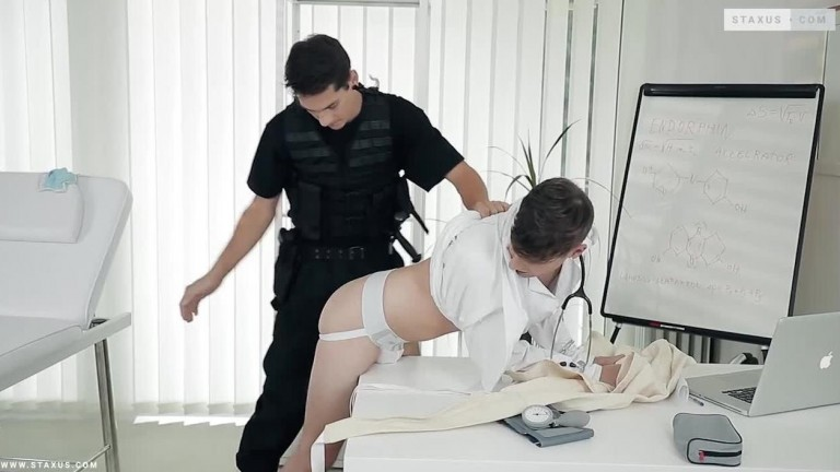 Ezra Gibson, Greg Noll: Police Action