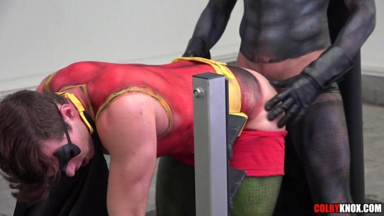 The Adventures of Batman and Robin, Part 3 - Christian Bay, Colby Chambers & Jack Hunter