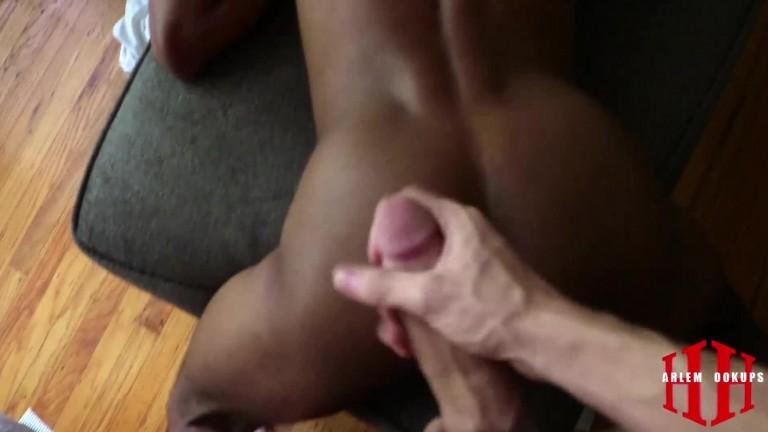 Throat Choke & Ass Breed