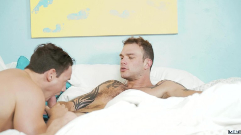 Desperate Househusband - Str8 to Gay - Cliff Jensen & Tobias