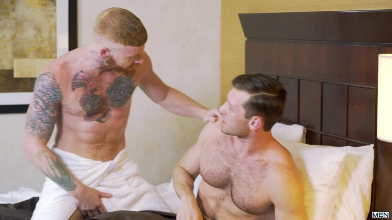 MEN - Just Fuck The Third Wheel - Bennett Anthony, Jacob Peterson, Jaxton Wheeler
