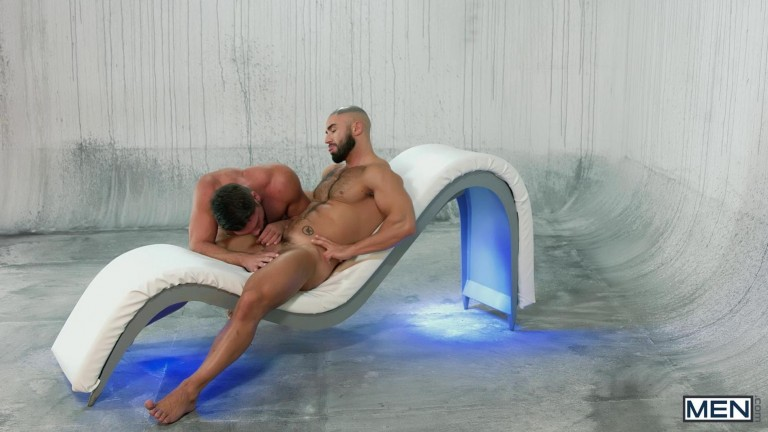 Uncut Legends Part 3 - Francois Sagat, Nicolas Brooks